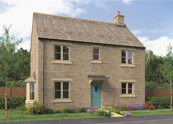 "Thumbnail 3 bedroom detached house for sale in ""Abbeydale"" at Quercus Road, Tetbury"