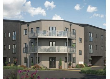 Thumbnail 2 bed flat for sale in Florence Close, Brentwood, Essex