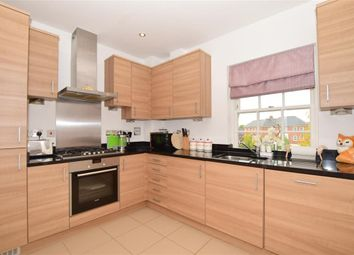 Thumbnail 1 bed flat for sale in Beacon Avenue, Kings Hill, West Malling, Kent