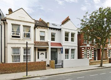 Thumbnail 3 bed terraced house to rent in Filmer Chambers, Filmer Road, London