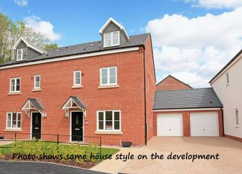 Thumbnail 4 bedroom semi-detached house for sale in Plot 62 Nightingale Walk, Lightmoor, Telford