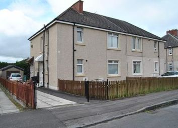 Thumbnail 2 bed flat for sale in Stenton Cres, Wishaw