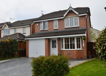 Thumbnail 4 bed detached house for sale in Apple Tree Way, Oswaldtwistle, Accrington