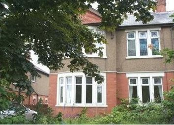 Thumbnail 2 bed flat to rent in Ty Glas Road, Llanishen, Cardiff