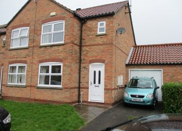 Thumbnail 2 bed semi-detached house to rent in Hansom Place, York