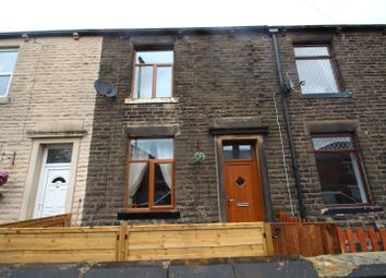 Thumbnail 2 bed terraced house for sale in Shore Road, Littleborough, Rochdale, Greater Manchester
