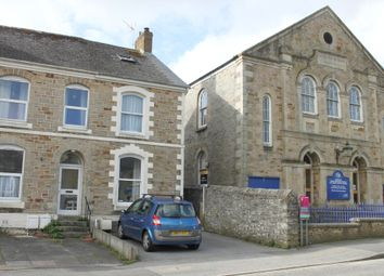 Thumbnail 3 bed terraced house to rent in Berkeley Vale, Falmouth