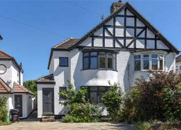 Thumbnail 4 bed semi-detached house for sale in Birch Tree Avenue, West Wickham