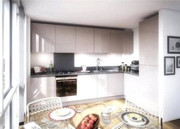 Thumbnail 1 bed flat to rent in Merchants Walk, Violet Rd, London