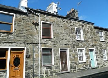Thumbnail 2 bed property to rent in Clark Terrace, Upper Ala Road, Pwllheli