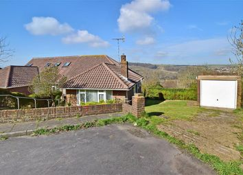 Thumbnail 3 bed semi-detached bungalow for sale in Wheatfield Way, Brighton, East Sussex