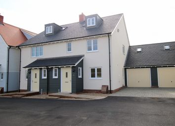 Thumbnail 4 bed semi-detached house for sale in Dunmow Road, Little Canfield, Dunmow