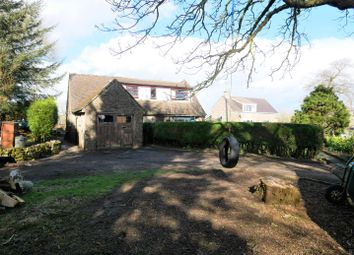 Thumbnail 5 bed detached house for sale in Wetton Road, Butterton, Leek