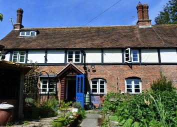 Thumbnail 3 bed terraced house for sale in Higher Street, Iwerne Minster, Blandford Forum