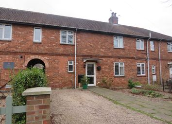 Thumbnail 3 bed terraced house for sale in The Drive, Grantham