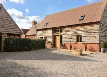 Thumbnail 4 bed detached house for sale in Pipistrelle Barn, High Street, Honeybourne, Evesham