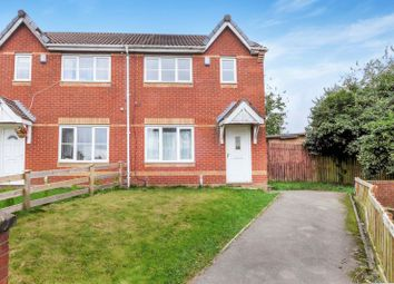 Thumbnail 3 bedroom semi-detached house for sale in Dovecote Lane, Little Hulton, Manchester