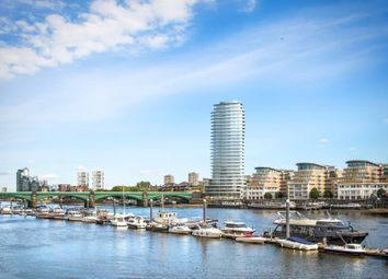 Thumbnail 3 bed flat for sale in Lombard Wharf, Battersea