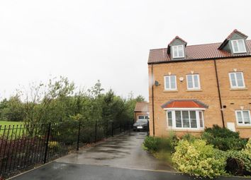 Thumbnail 4 bed end terrace house for sale in Johnsons Gardens, Wath-Upon-Dearne, Rotherham