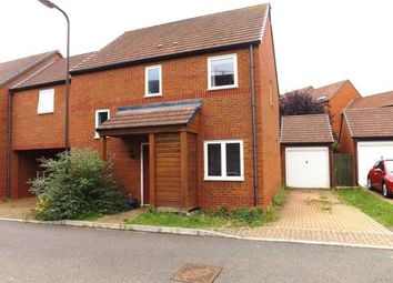 Thumbnail 4 bed link-detached house for sale in Townlands Crescent, Wolverton Mill, Milton Keynes, Buckinghamshire