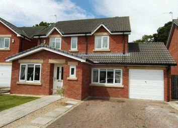 Thumbnail 4 bed detached house to rent in Maple Drive, Widdrington, Morpeth