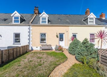Thumbnail 2 bed terraced house for sale in Rue De Galaad, Castel, Guernsey