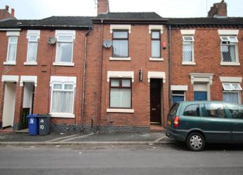 Thumbnail 3 bedroom terraced house for sale in Murray Street, Tunstall, Stoke-On-Trent