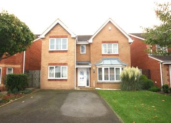 Thumbnail 5 bedroom detached house for sale in Allerston Way, Guisborough