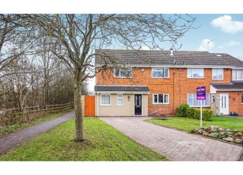 Thumbnail 4 bed semi-detached house for sale in Park Way, Droitwich