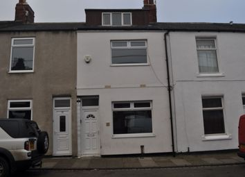 Thumbnail 2 bed terraced house for sale in Coronation Street, Carlin How, Saltburn-By-The-Sea