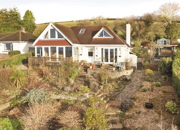 Thumbnail 4 bed detached bungalow for sale in Teign View Road, Bishopsteignton, Teignmouth