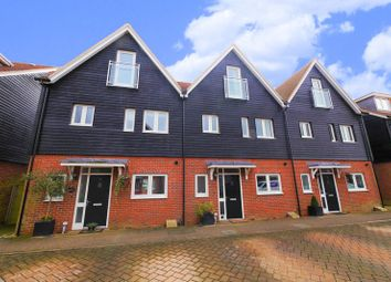 Thumbnail 4 bed terraced house for sale in Schuster Close, Cholsey, Wallingford
