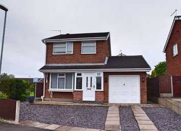 Thumbnail 4 bed detached house for sale in Ledstone Way, Meir Hay, Stoke-On-Trent