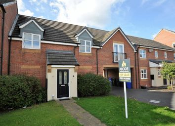 Thumbnail 2 bed flat for sale in Panama Road, Burton-On-Trent