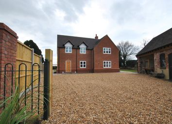 Thumbnail 4 bedroom detached house for sale in Rodington, Shrewsbury, Shropshire