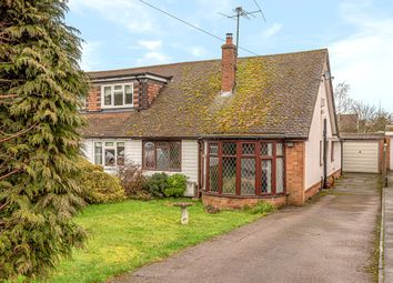 Thumbnail 3 bed semi-detached bungalow for sale in Tyburn Lane, Pulloxhill