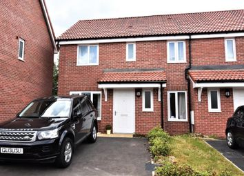 Thumbnail 3 bedroom end terrace house for sale in Myrtlebury Way, Exeter