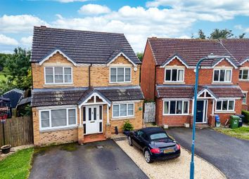 Thumbnail 4 bed detached house to rent in Keelton Close, Redwood Park, Shrewsbury