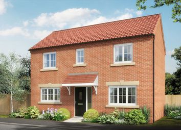 Thumbnail 3 bed detached house for sale in City Fields, Novale Way, Wakefield