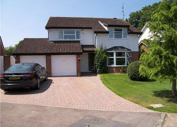 Thumbnail 4 bed detached house to rent in Gingells Farm Road, Charvil, Berkshire