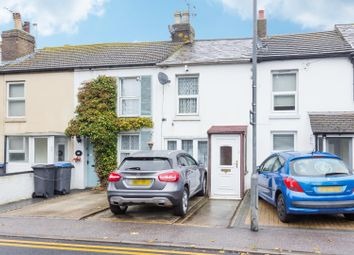 Thumbnail 2 bed terraced house for sale in Hamilton Road, Walmer, Deal