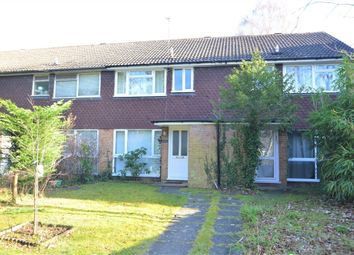 Thumbnail 3 bed terraced house for sale in Brooklands Road, Weybridge, Surrey
