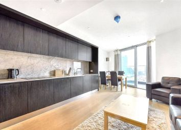 Thumbnail 2 bed flat to rent in Charrington Tower, Canary Wharf, London