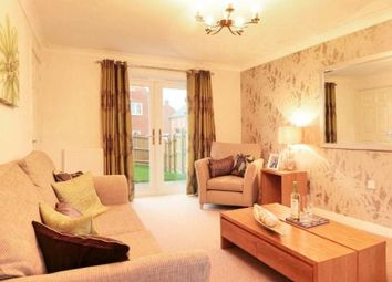Thumbnail 3 bed semi-detached house for sale in Kinross Way, Off Cromarty Drive, Hinckley