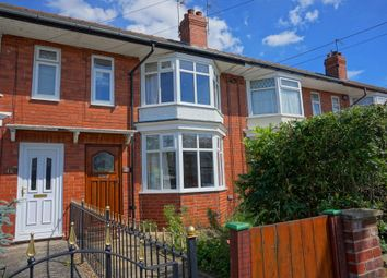Thumbnail 2 bed terraced house for sale in Nelson Road, Hull