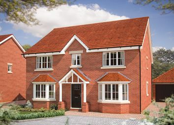 "Thumbnail 5 bed detached house for sale in ""The Winchester"" at St. James Way, Biddenham, Bedford"