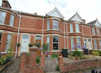 Thumbnail 3 bed terraced house for sale in Wellington Road, St. Thomas, Exeter