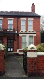 Thumbnail 5 bed end terrace house to rent in Gerald Street, Wrexham