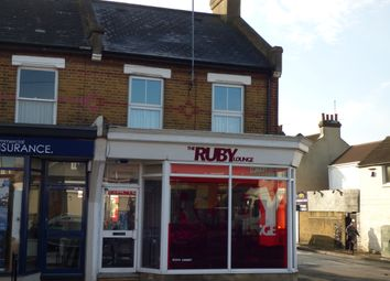 Thumbnail 1 bedroom flat to rent in Pelham Road South, Gravesend, Kent