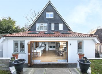 Thumbnail 4 bed detached house for sale in Danecourt Road, Lower Parkstone, Poole, Dorset